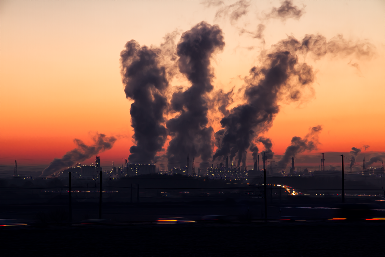 usine pollution