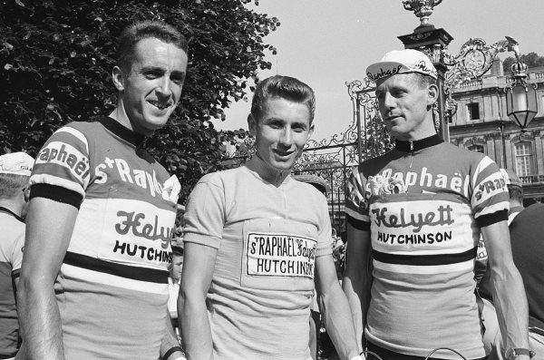 Equipe St-Raphael Helyett Hutchinson 1962