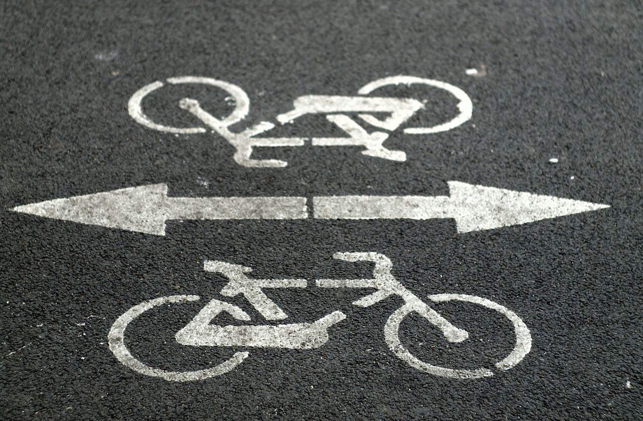 piste cyclable